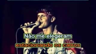 Cazuza - Brasil - Karaoke