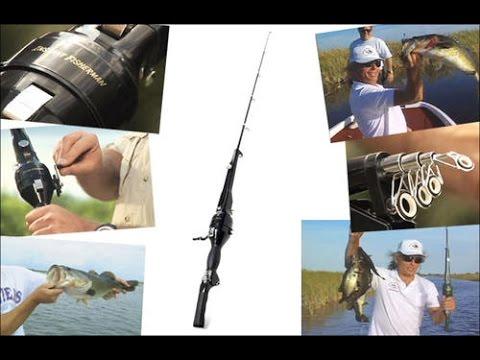 Cпиннинг складной Instant Fisherman Pro