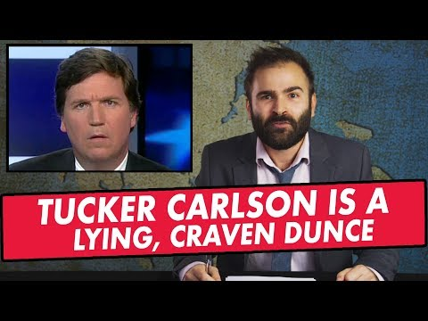 Tucker Carlson is a Lying, Craven Dunce - Some More News: Lil News Bits
