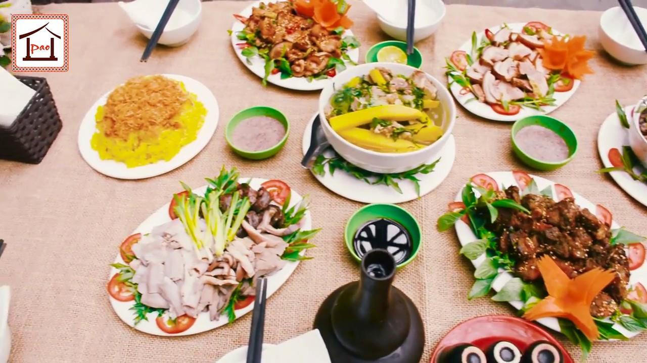 7 Món Ngon Từ Thịt Lợn Mán - Nhà Hàng Pao Quán
