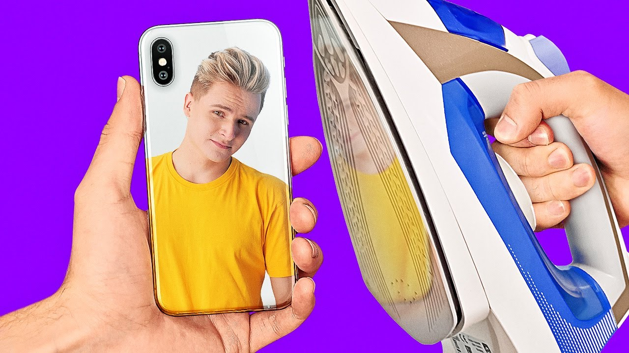 BRILLIANT PHONE HACKS || Cool DIY Crafts And Secrets For Your Phone by 123 GO!