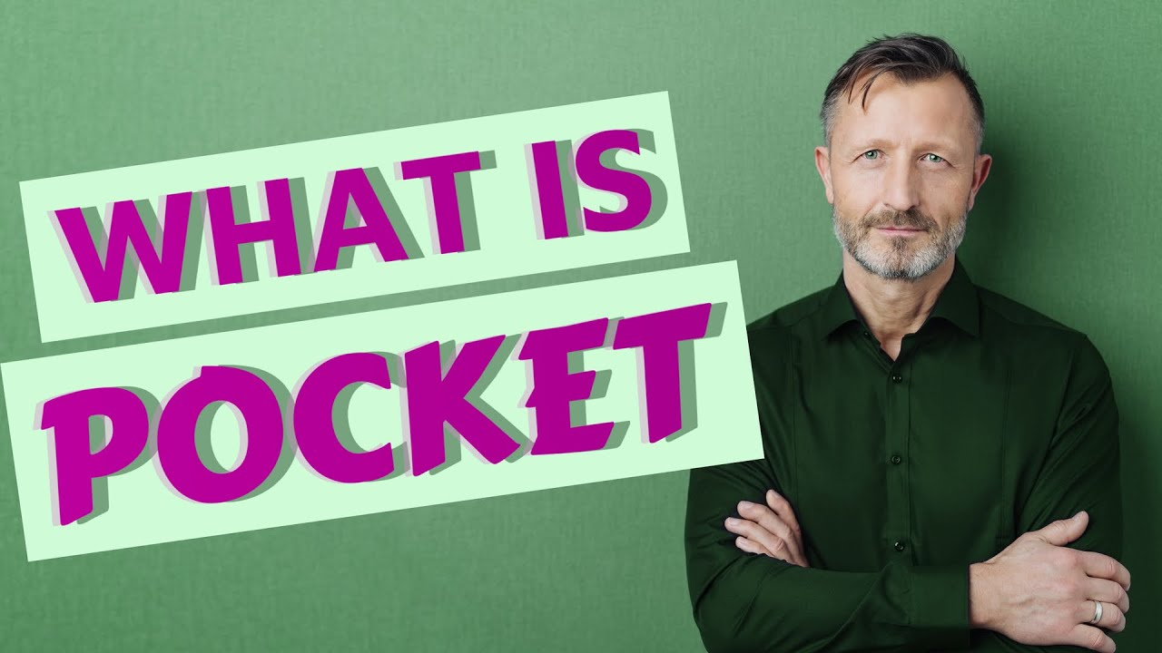 Pocket   Meaning of pocket - YouTube