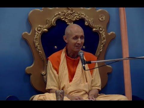 Шримад Бхагаватам 1.2.18 - Бхакти Ананта Кришна Госвами