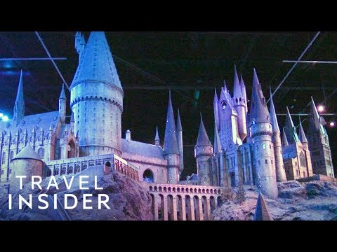 What It's Like At The Official Harry Potter Set At Warner Bros. London Studio Mp3