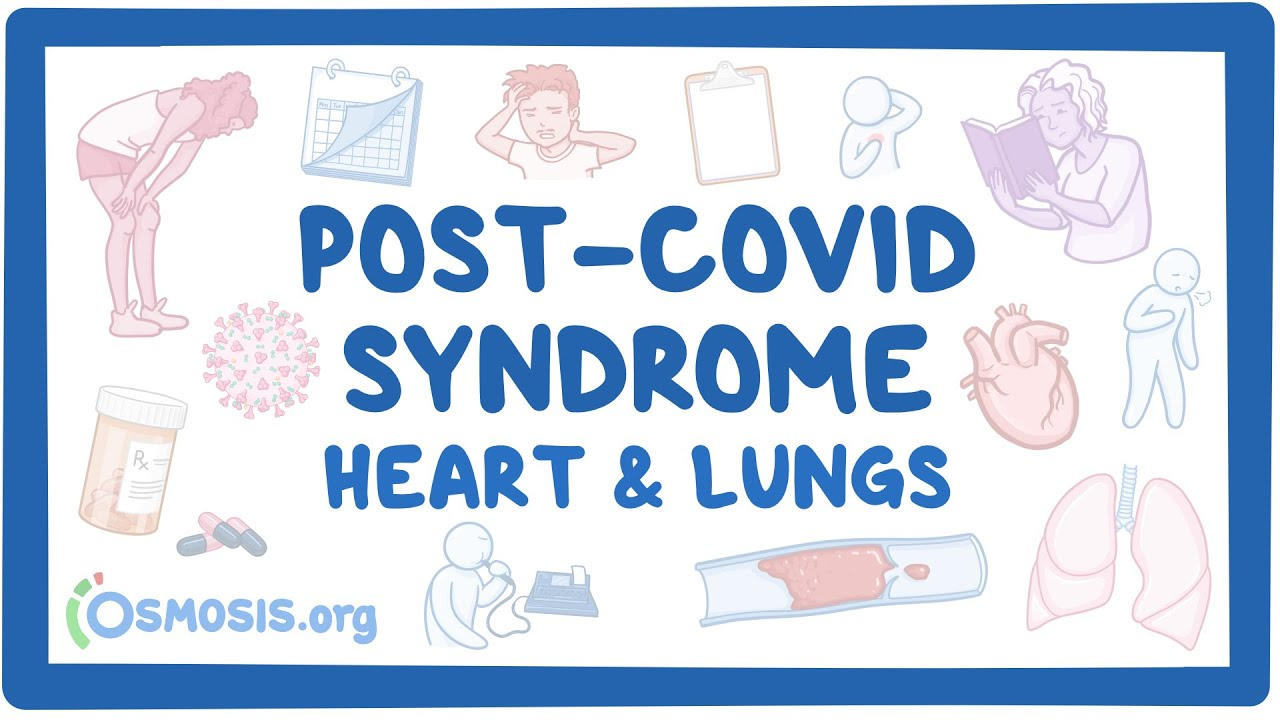 Download Post-COVID syndrome: Heart and lungs