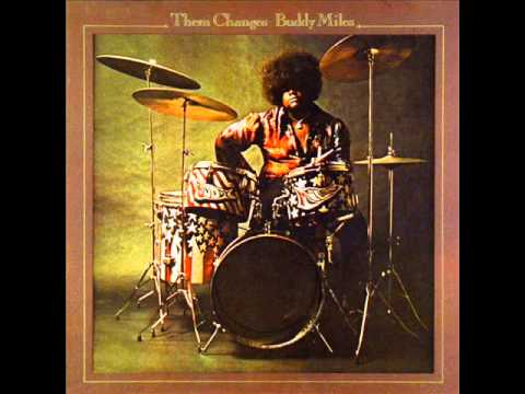 Buddy Miles - Dreams  .1970