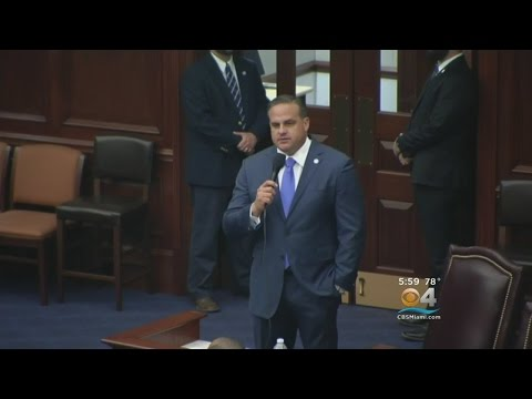 Sen. Frank Artiles Resigns Over Racist Remarks