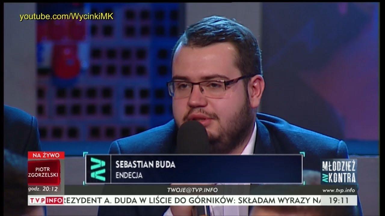 Młodzież kontra 620: Sebastian Buda (Endecja) vs Jan F. Libicki (PO) 02.12.2017