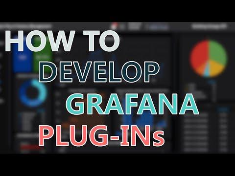 HowTo - Grafana Plugin Development Tutorial | WISE-PaaS Dashboard | Advantech thumbnail