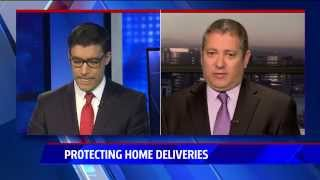 FOX 5 NEWS: Ken talks about ways to prevent your holiday deliveries from being stolen - Dec 2015