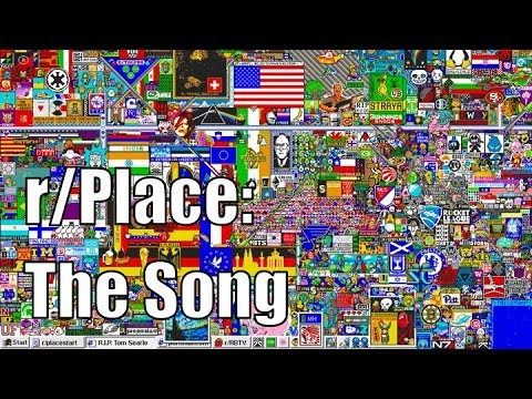 Reddit's R/Place: The Ultimate Showdown Of Ultimate Destiny