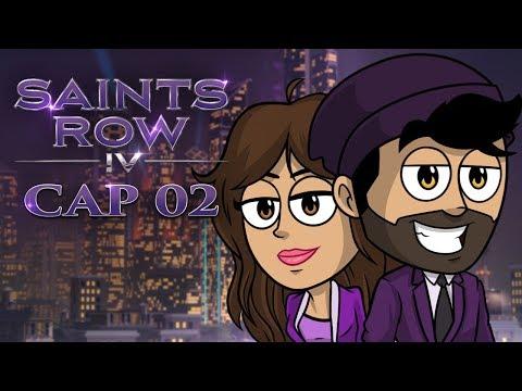 EL GATO SUPERHÉROE | Saints Row IV