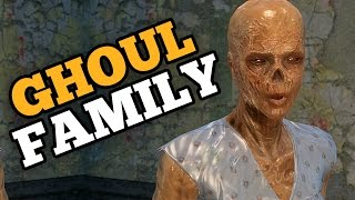 Fallout 4 Kid In A Fridge Ghoul Family Quest