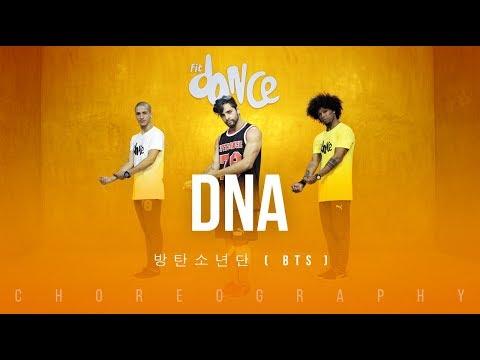 DNA - (방탄소년단) BTS  | FitDance Life (Choreography) K-POP Dance Video