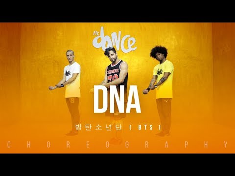 DNA - (방탄소년단) BTS    FitDance Life (Choreography) K-POP Dance Video