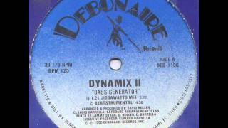 DYNAMIX II - IGNITION