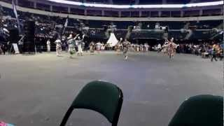 Womens Jingle at Manito Ahbee 2011