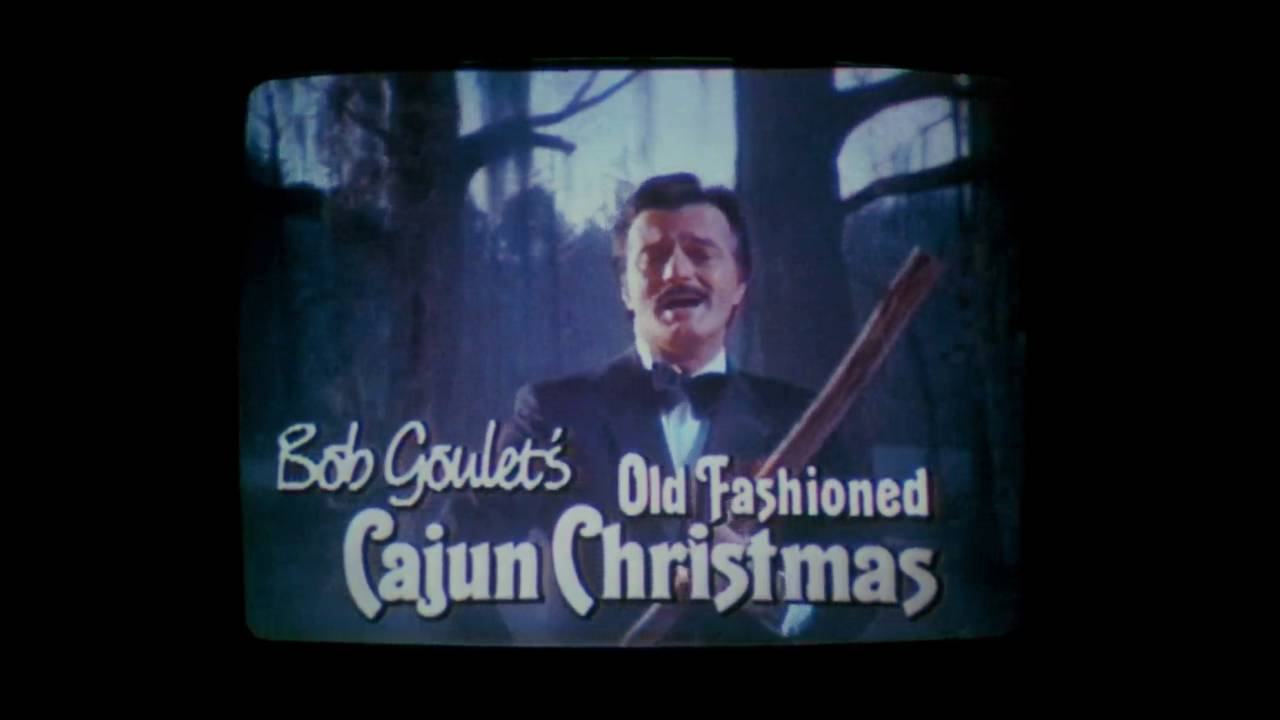 Bob Goulet's Old Fashioned Cajun Christmas - YouTube
