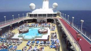 PACIFIC PRINCESS 2010 & OCEAN PRINCESS 2011