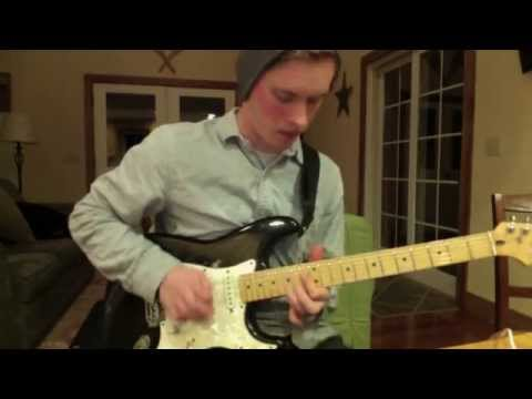 Marvel Years (Cory Wythe) Guitar Promo Video 2