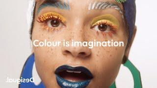 Desigual | COLOUR IS IMAGINATION | COLOUR IS YOU SS19 Campaign