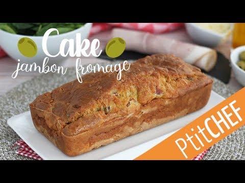 recette-de-cake-au-jambon,-fromage-et-olives-vertes---ptitchef.com