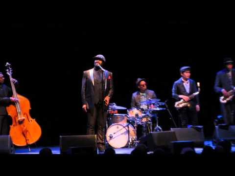 Gregory Porter - Real Good Hands .... Royal Albert Hall, 27 Oct 2014 (Lyrics)