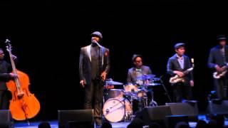 Gregory Porter - Real Good Hands .... Royal Albert Hall, 27 Oct 2014 (Lyrics)