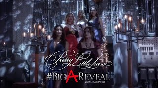 "Pretty Little Liars - ""a"" Reveal/ Ending - ""welcome To The Dollhouse"" (5x25) #bigareveal"