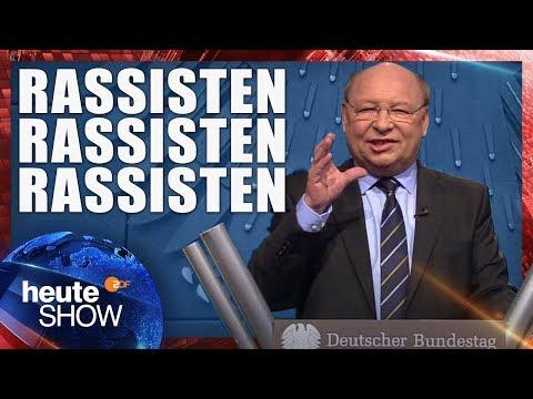 Wie soll man mit der AfD im Bundestag umgehen?   heute-show vom 09.03.2018