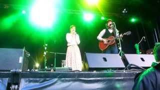 Mrs Greenbird Blitzkrieg Bop(Ramones Cover)LIVE@Dudelange Fêtes de la musique 2013