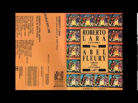 Roberto lara(1927-1987)interpreta a Abel Fleury