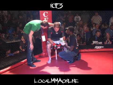 ICF 3 - Parham VS West   - MMA JACKSON,TN