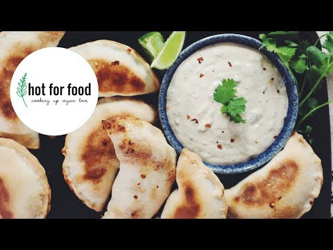 vegan Filipino-style empanadas | RECIPE?! ep #21 (hot for food)