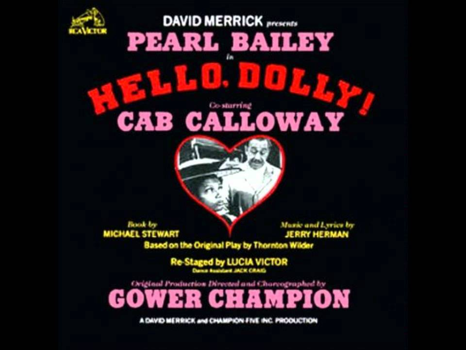 Lyric barbra streisand hello dolly lyrics : It Only Takes a Moment (Hello, Dolly!) - YouTube