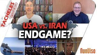 USA vs. IRAN: Endgame? - Tacheles #8