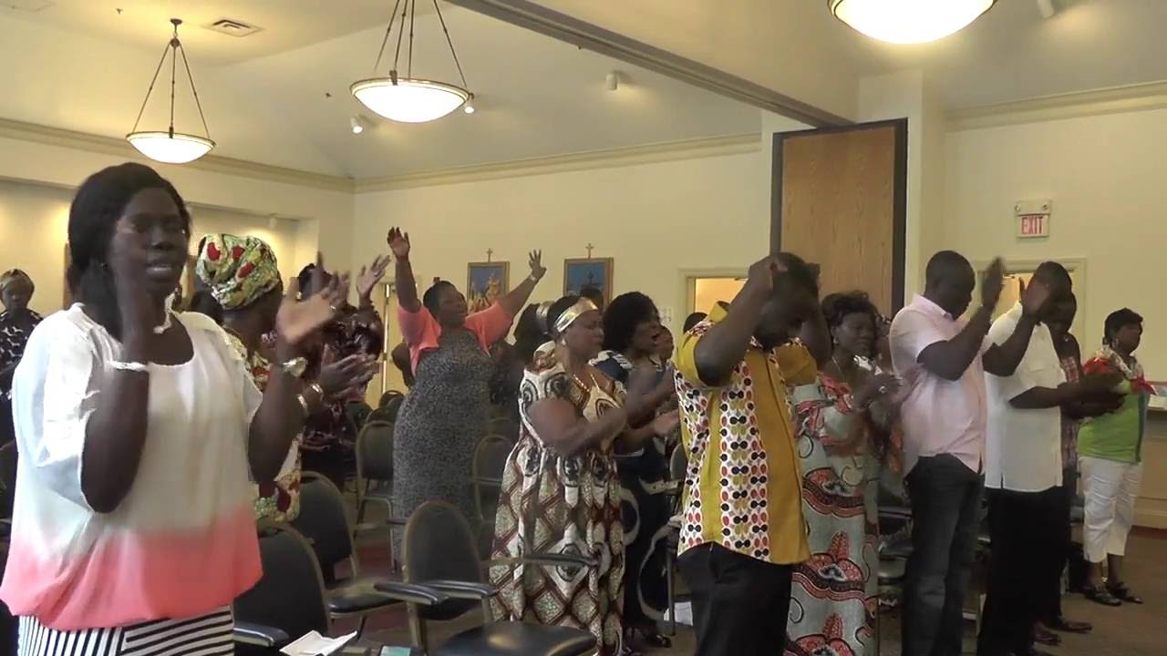 MERCIFUL PRAYER LINE MINISTRY ANNUAL RETREAT WORSHIP EXPERIENCE 2016