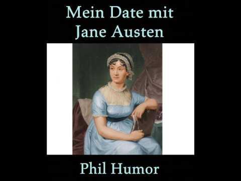 Mein Date mit Jane Austen - Gedicht von Phil Humor