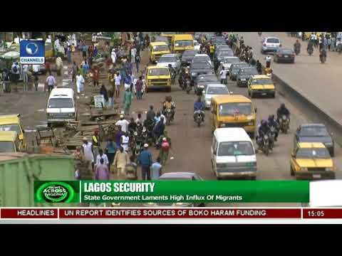 LASG Laments High Influx Of Migrants