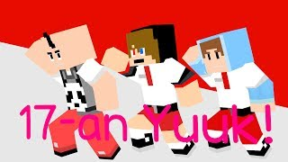 17-an bareng Le Gundol! | ft.Romansyah, 4Brothers [Minecraft Animation]