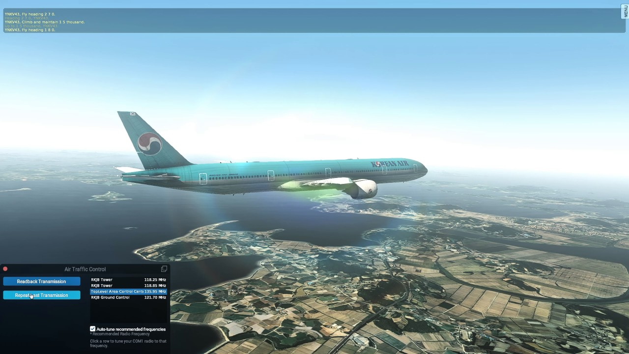 X-PLANE 11 XPRealistic Pro + Reshade version 3 0 4 + Skypack