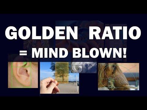 Golden Ratio = Mind Blown!