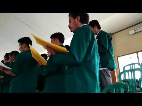 "Bikin Merinding!!!  Para Frater SVD Ledalero Senandungkan ""Gereja Bagai Bahtera""..."