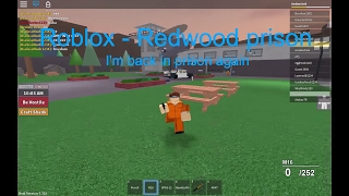 Roblox // Im back in prison again // AvalancheG