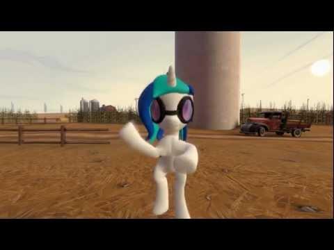 [SFM] Pony Gangnam Style