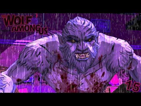 EL LOBO HA CAIDO | The Wolf Among Us (15) - JuegaGerman
