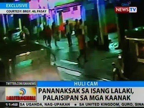 BT: Pananaksak sa isang lalaki sa Pasay, palaisapan sa mga kaanak