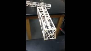 My Balsa Wood Bridge