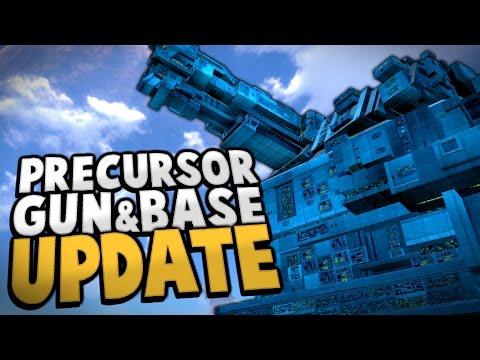 Subnautica - PRECURSOR GUN & BASE UPDATE - Subnautica Early Access Gameplay