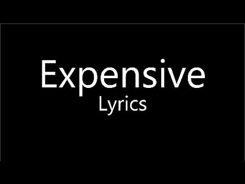Expensive - Todrick Hall (Lyrics) - Straight Outta Oz